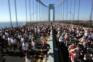 La maratona di New York è uno degli eventi più conosciuti al mondo (www.viaggiarenews.com)