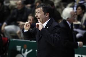 Coach Banchi (internazionale.it - TM News - Infophoto)