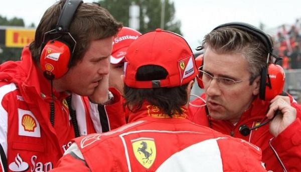 La terza posizione nel costruttori, vale alla Ferrari la perdita di 9 milioni di euro (foto: crash.net)