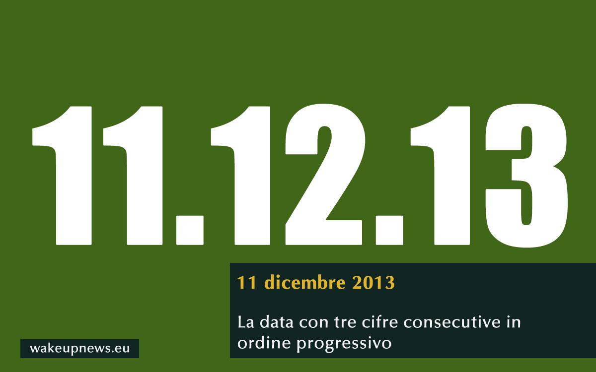 Fotonotizia 11 dicembre