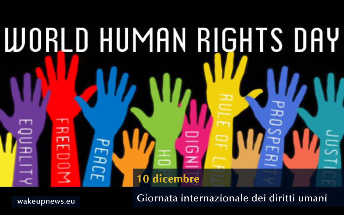 Fotonotizia diritti internazionale