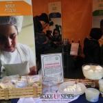 Maria Atzeni, mozzarella di pecora