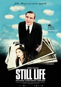 """La locandina del film """"Still life"""" (comingsoon.it)"""
