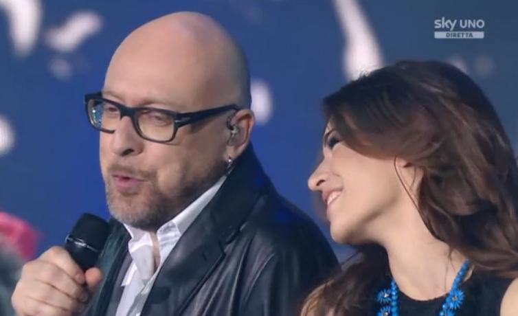 Mario Biondi con Aba a X Factor 2013