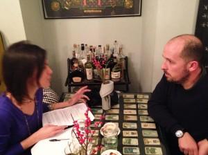 Mattia Torre intervistato da Antonella Nalli