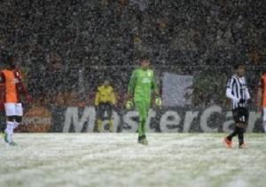 galatasaray - juventus nevicata - calciomercato com