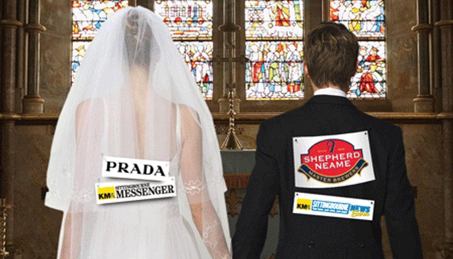 matrimonio con lo sponsor
