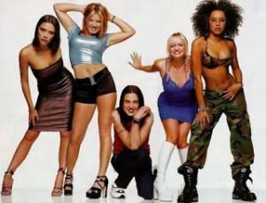 spice girls anni novanta