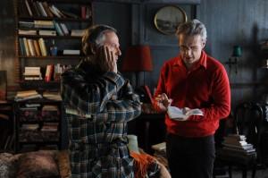 Fabrice Luchini e Lambert Wilson in una scena del film