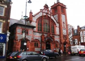 Muswell Hill, la chiesa-pub di Londra