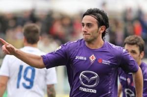 AQUILANI Esbjerg - Fiorentina