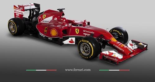 Ferrari F14T