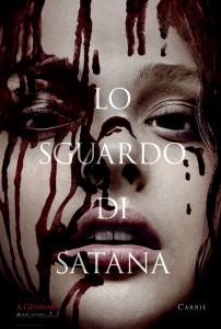 "La locandina del film ""Lo sguardo di Satana - Carrie"" (comingsoon.it)"