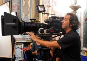 Paolo Sorrentino alla macchina da presa (movieplayer.it)