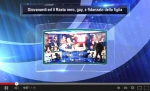 Il video della dichiarazione di Carlo Giovanardi
