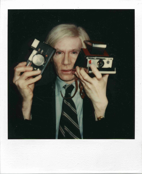 Andy Warhol's Best (and Most Bizarre!) Photos – Flavorwire