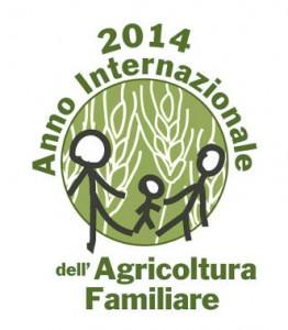 Logo dell'Anno Internazionale dell'Agricoltura Familiare