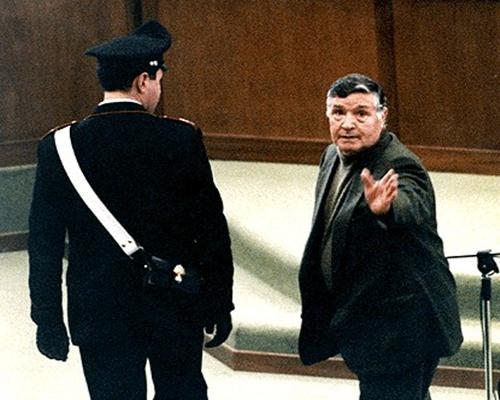 Processo sulla trattativa stato mafia cosa sta succedendo for Cosa mettere sulla madia