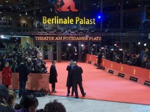 L'ingresso della Berlinale (1channel.it)