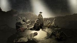 """Un fotogramma da """"Il mistero di Dante"""" (ilciottasilvestri.blogspot.com)"""
