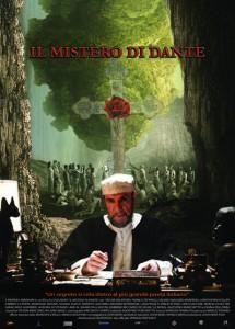 """La locandina del film """"Il mistero di Dante"""" (screenweek.it)"""