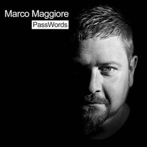 """La copertina dell'album di Marco Maggiore """"PassWords"""""""