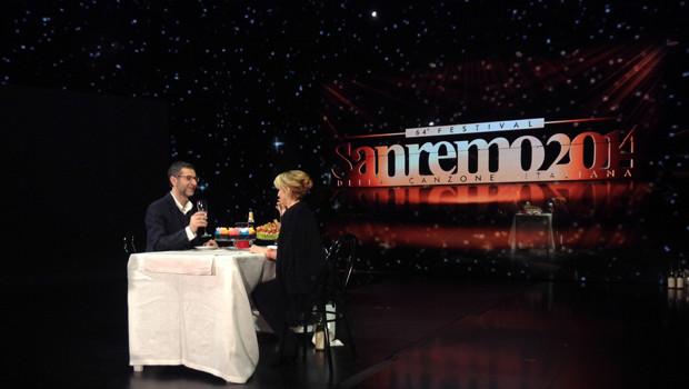 Sanremo-2014-promo-Fazio-Littizzetto-3-prima-serata-diretta-live-tempo-reale