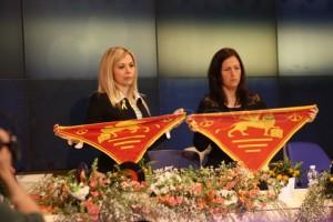 mogli marò a Sanremo