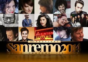 Sanremo 2014: i Campioni in gara