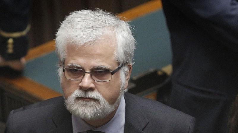 Il dissidente M5S Luis Alberto Orellana