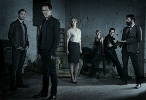 The following cast