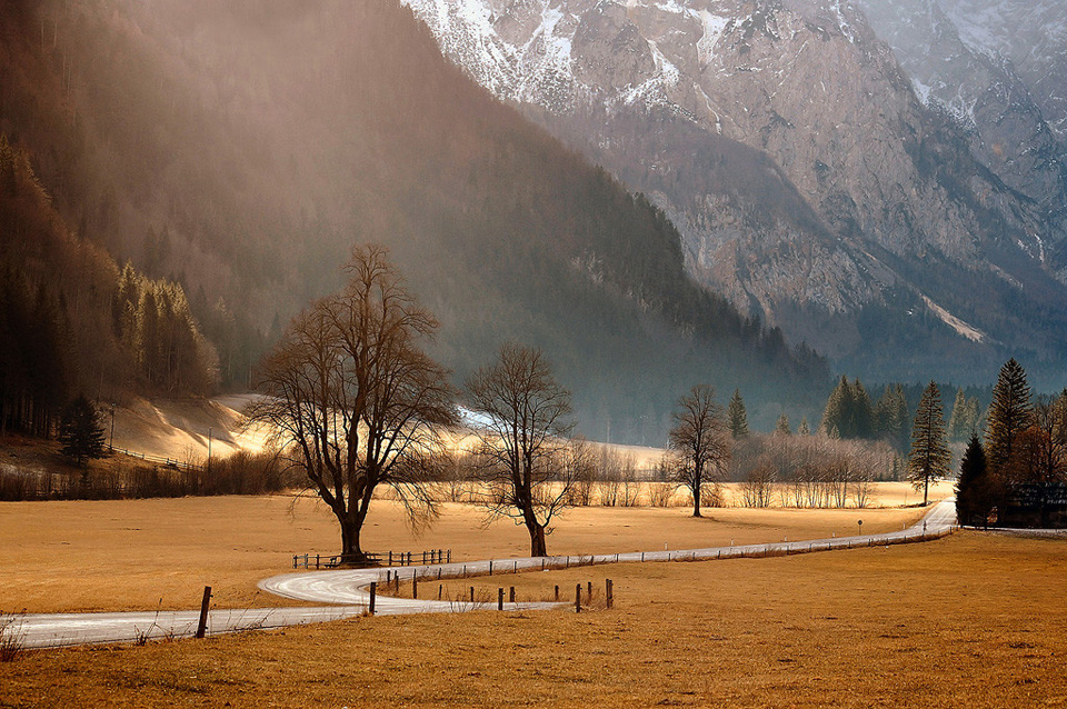 Slovenia valley