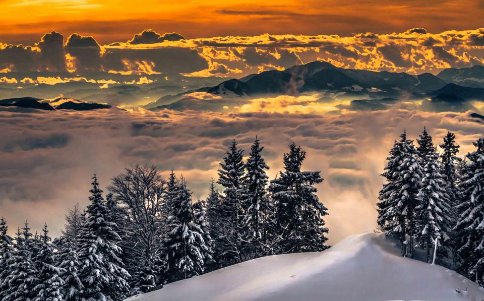 slovenia montains