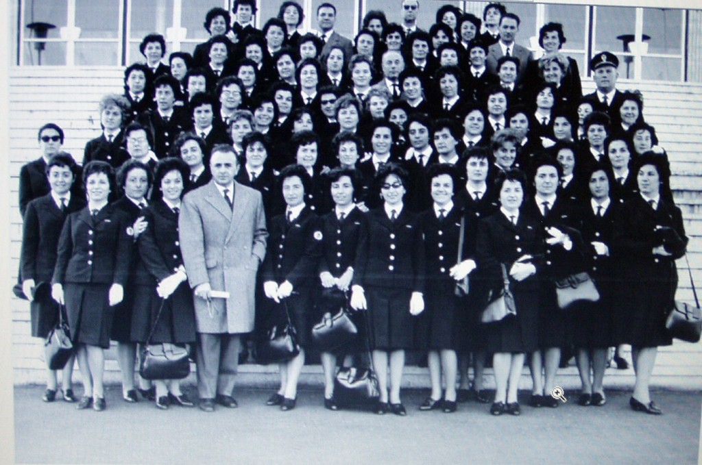 polizia femminile nella storia