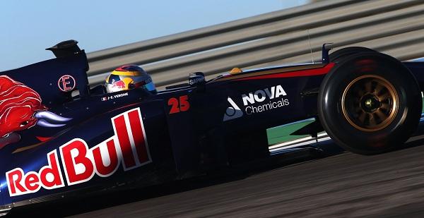 Per la Toro Rosso, un destino a binari paralleli con la Red Bull (foto: photo4)