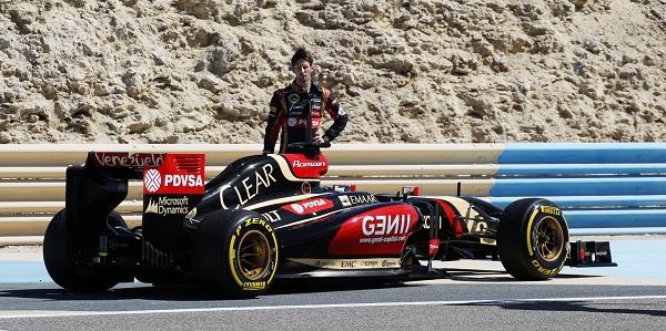 Oltre alla Red Bull e alla Toro Rosso, anche la Lotus ha sofferto per il motore Renault (foto: photo4)