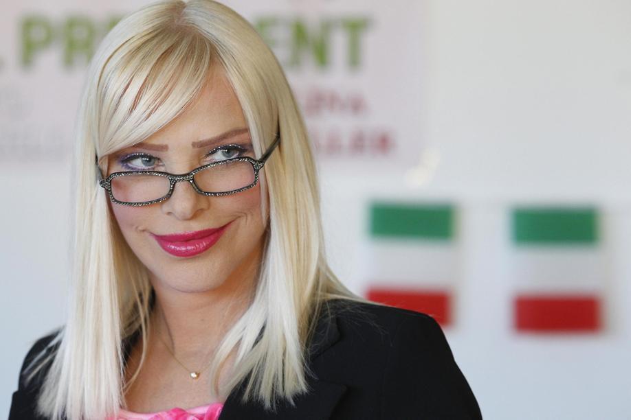 Ilona Staller, Cicciolina