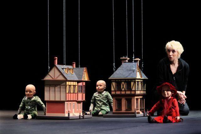 Mariangela Melato in Casa di Bambole di Ibsen
