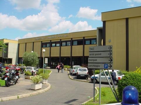 ospedale sandro pertini roma