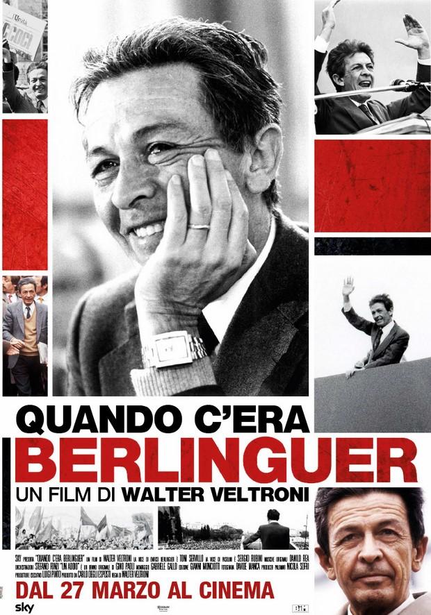 Quando c'era Berlinguer - la locandina