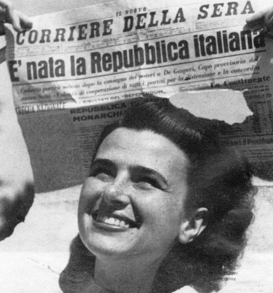 nasce la costituzione repubblica italiana