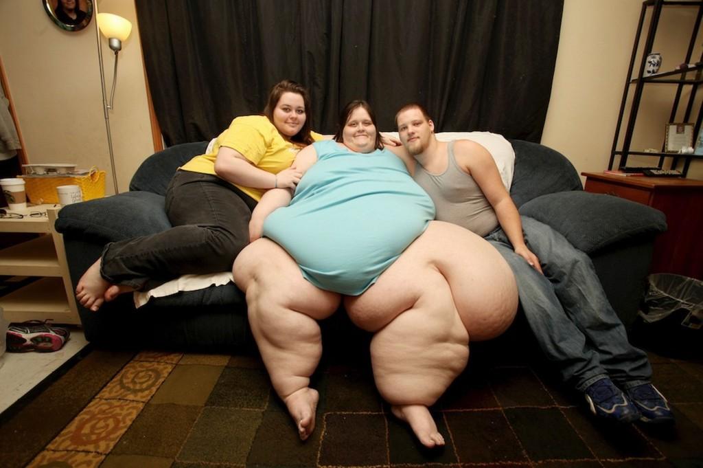 La donna più grassa del mondo