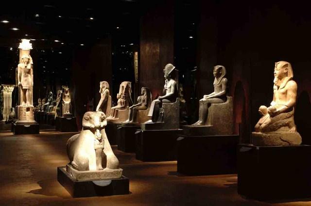 Una giornata speciale tra le magie del Museo Egizio