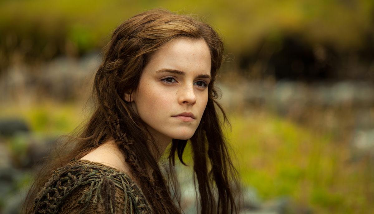Emma Watson in una scena del film