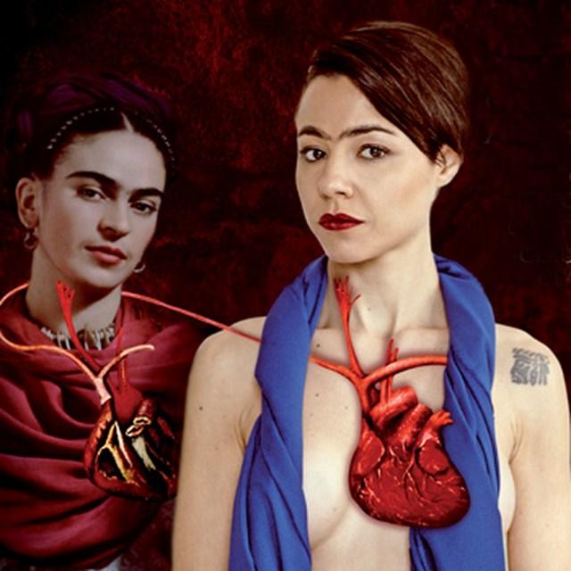 Frida Kahlo - Ritratto di una donna