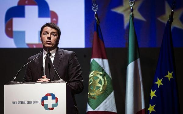 Intervento del Premier Renzi agli Stati Generali della Sanità (tg24.sky.it)
