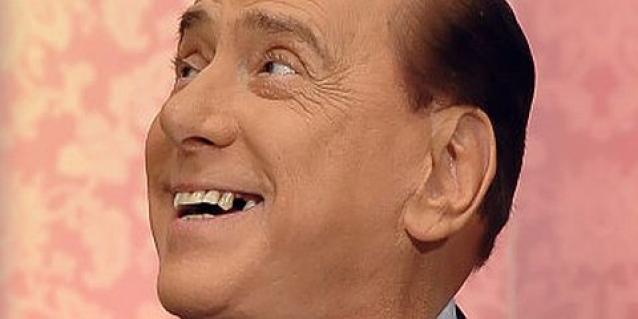 Berlusconi dentiere
