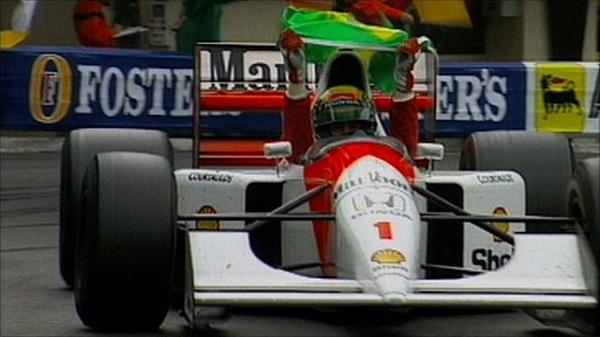 Ayrton Senna è il pilota che ancora oggi ha il record di vittorie a Monaco (foto: bbc.co.uk)