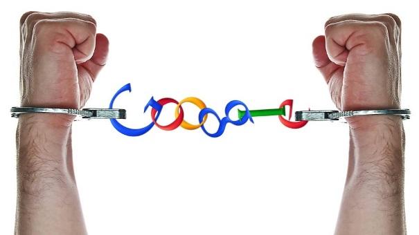 google diritto oblio