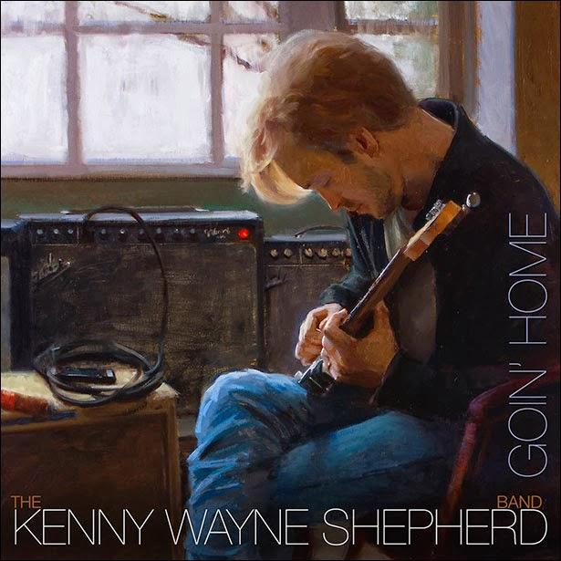 Kenny Wayne Shepherd - GoinHome - guitarworld.com